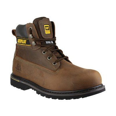 51f6ff61d2a Caterpillar Holton SB Safety Boots | Cat Safety Boots