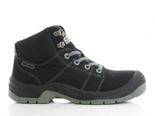 Safety Jogger Desert Black Safety Boots