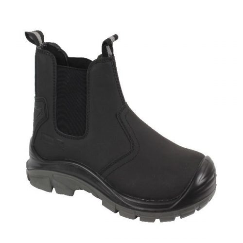 Metal free dealer boots